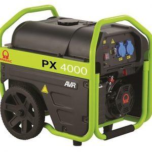 Elektrocentrála PX série - jednofázová/benzín