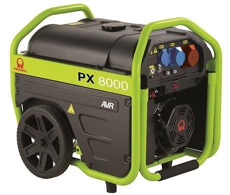 Elektrocentrála PX série - trojfázová/benzín