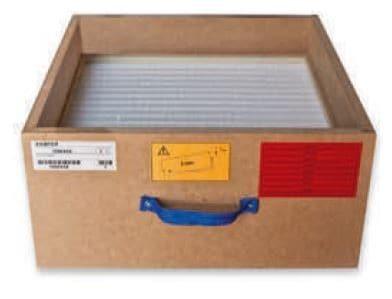 KEMPER - náhradná predfiltračná rohož do filtračného zariadenia