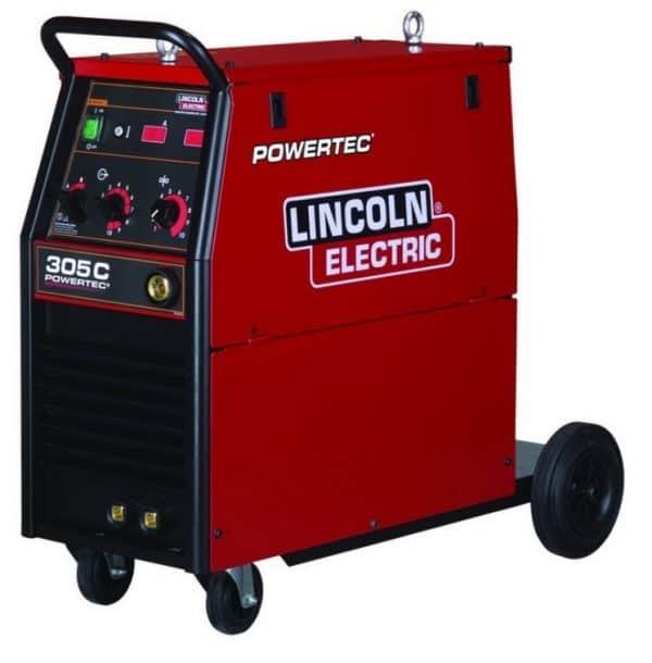 Lincoln Electric Powertec 305C PRO zváračka co2