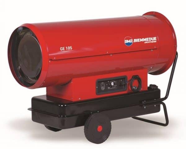 Naftový ohrievač vzduchu GE105