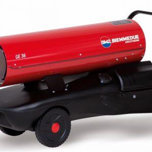 Naftový ohrievač vzduchu GE36