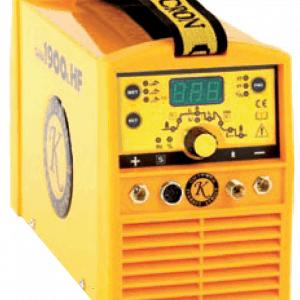 Omicron GAMA 1900L HF + káble + horák, zváračka na elektródu a TIG / WIG