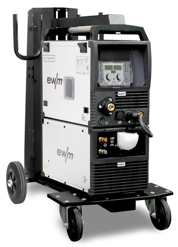 EWM Phoenix 355 Progress puls HP MM TKM odbočková zváračka