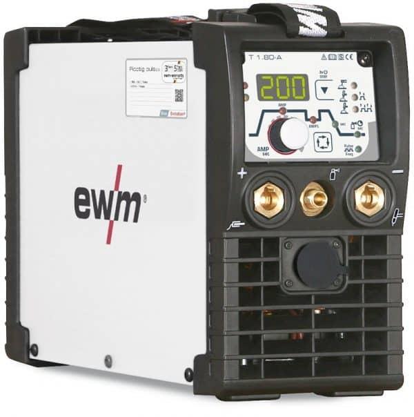 EWM Picotig 200 puls TG - zváračka na elektródu