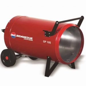 Plynový ohrievač vzduchu GP105M