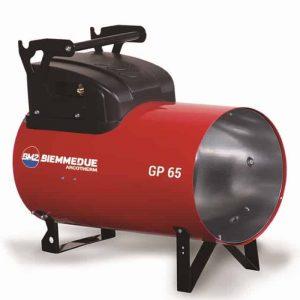 Plynový ohrievač vzduchu GP65M