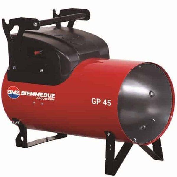 Plynový ohrievač vzduchu GP45M
