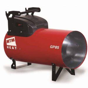 Plynový ohrievač vzduchu GP85M