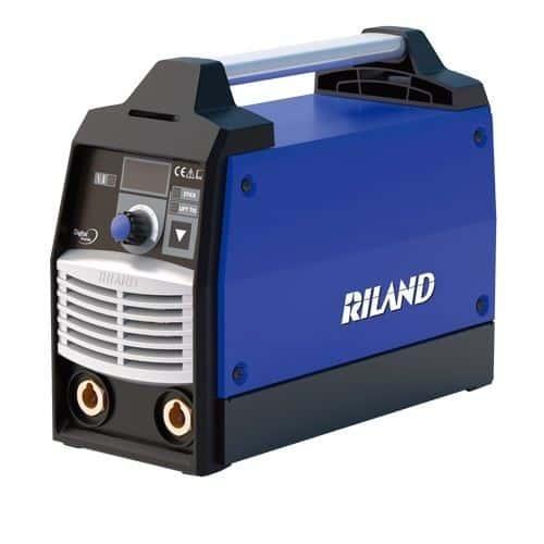 RILAND MMA 160 GDM zváračka na elektródu a TIG