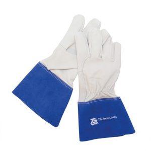 TBi Kožené rukavice TIG