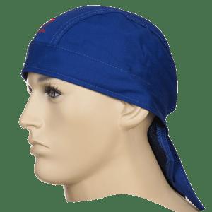 WELDAS Šatka na hlavu FireFox modrá