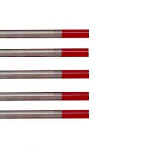 Volfrámová elektróda WT20 červená