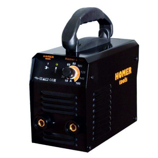 MMA zvárací invertor HOMER E 160