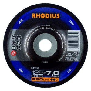 RHODIUS Brúsny kotúč RS2