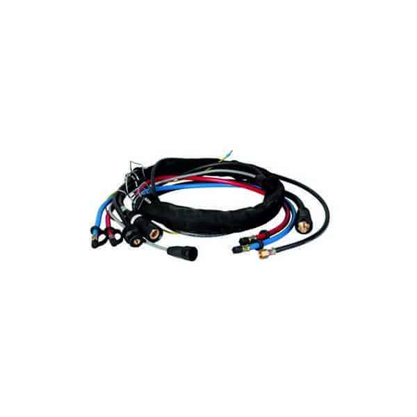 EWM Zväzok prepojovacích hadíc s vodným chladením, priemer 70 mm k podávačom Drive 4 Basic S