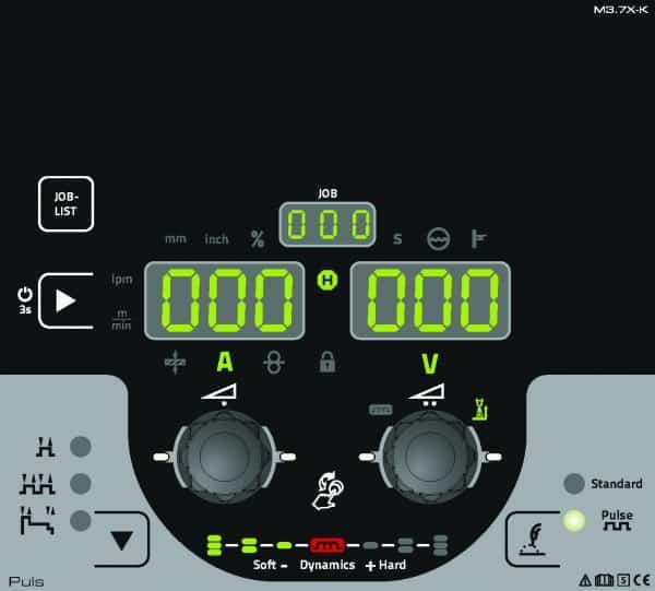 EWM Taurus 505 Steel puls S, 090-005599-00502