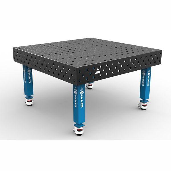 GPPH Zvárací stôl TWT 1500x1480