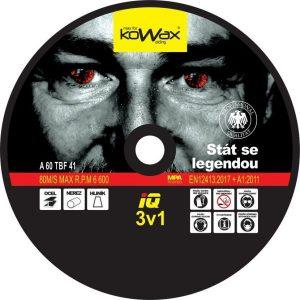 KOWAX® IQ 3v1
