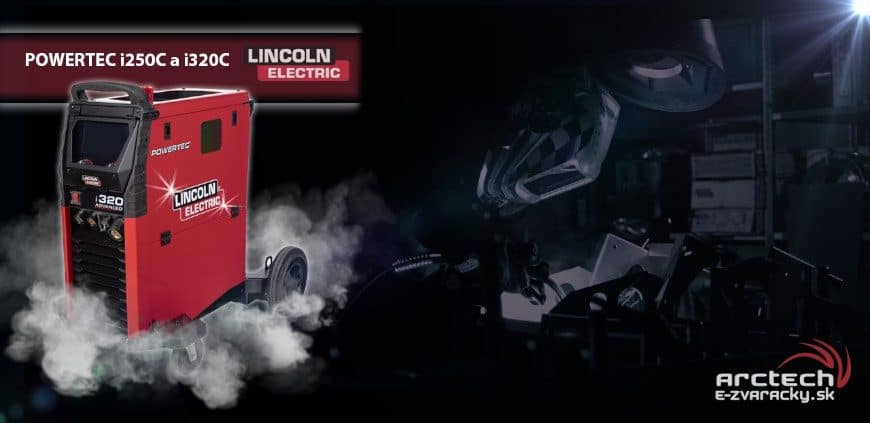 Lincoln Electric POWERTEC