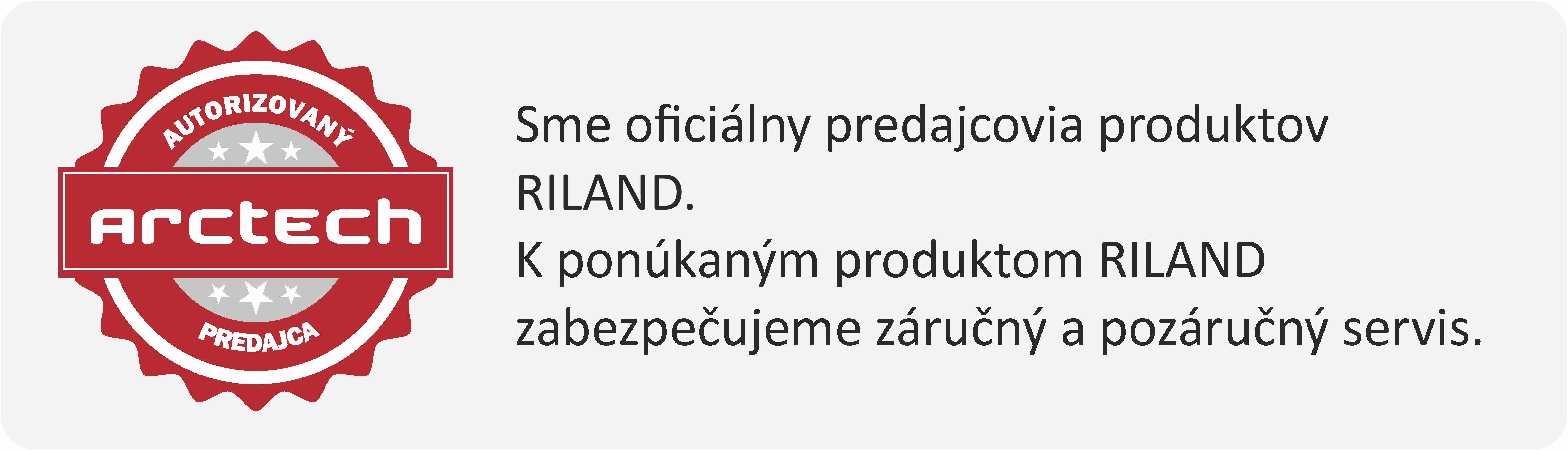 riland autorizovaný predajca