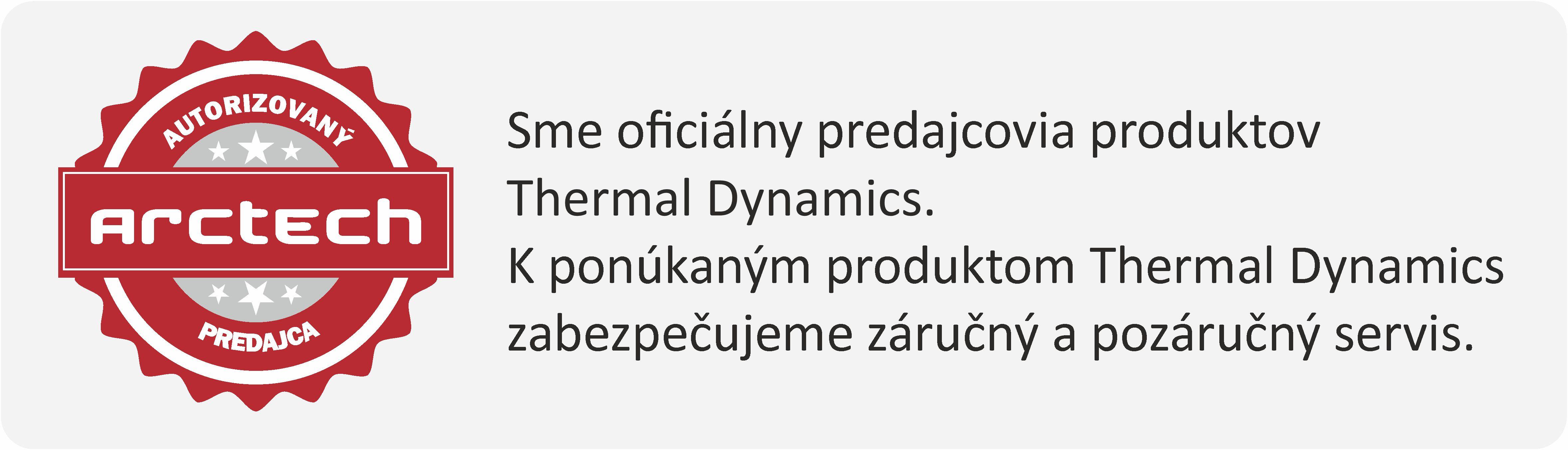 autorizovaný predajca Thermal Dynamics
