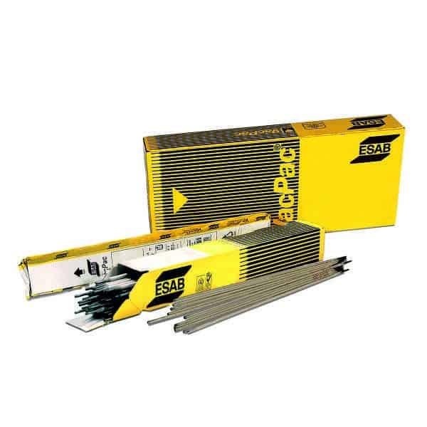 ESAB OK 96.40 (EL- AlSi5) speciálna elektróda na zliatiny AlMgSi