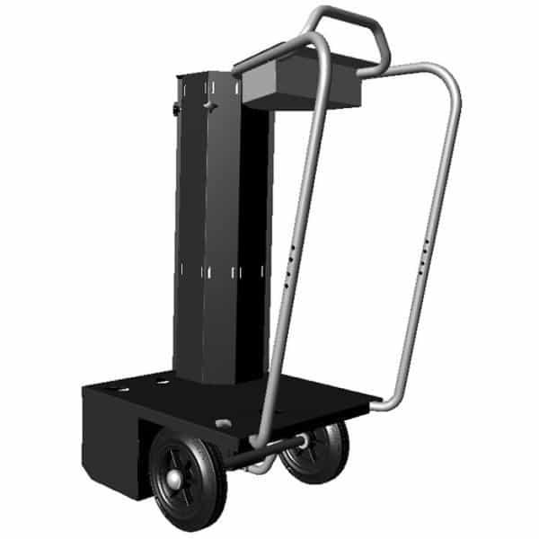 Transportný vozík Trolly 38-2 E 090-008270-00000