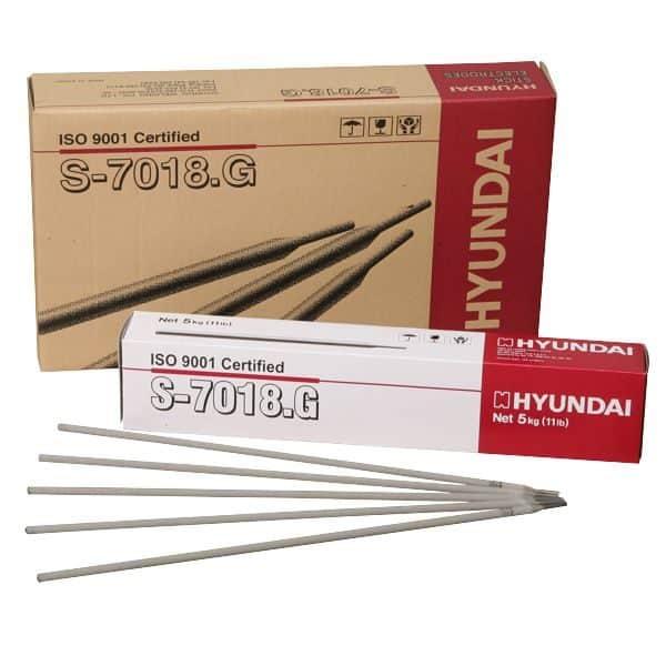 Hyundai elektróda S 7018 G na ocel