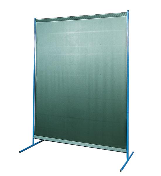 1-dielna ochranná stena s fóliovým poťahom