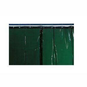 KEMPER ochranná zástena S7 zelená