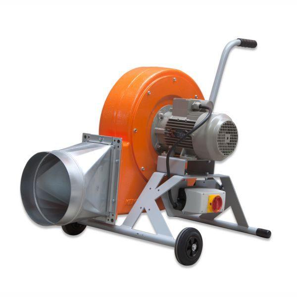KEMPER Pojazdný odsávač 3000 m3/h