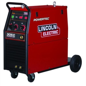 Lincoln Electric Powertec 305C 4R