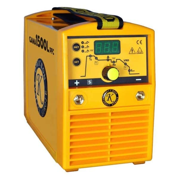 Omicron GAMA 1500L PFC zváračka na elektródu