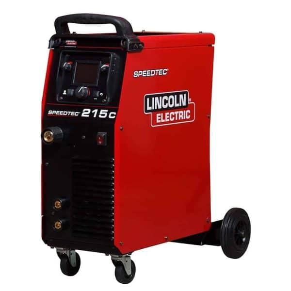 Lincoln Electric Speedtec 215C - multifunkčná zváračka