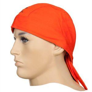 WELDAS Šatka na hlavu FireFox - oranžová